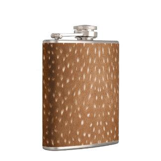 Flasques Peau //de cerfs communs
