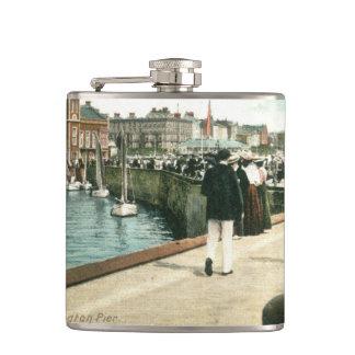 Flasques Pier du nord, 1905) flacons de hanche de