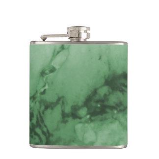 Flasques Pierre de marbre verte classique du luxe |