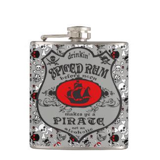 Flasques Pinte de pirate
