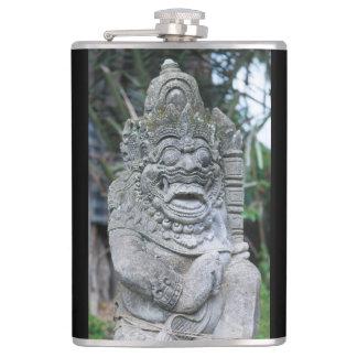 Flasques Statue de Dieu de Balinese