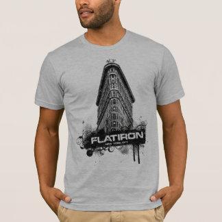 Flatiron construisant New York City T-shirt