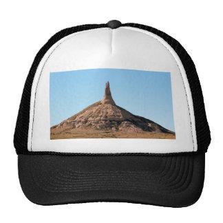 Flèche de roche de cheminée de Scottsbluff Casquettes
