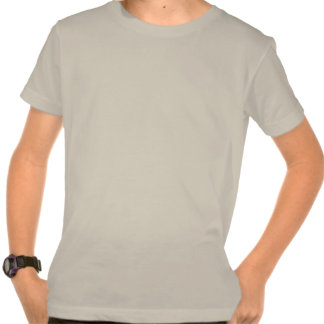Flèche de T-shirts d infini