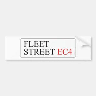 Fleet Street Autocollants Pour Voiture