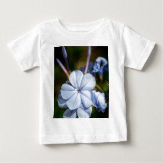 Fleur bleue t-shirts