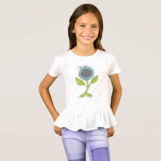 Fleur d'aquarelle - réjouissez-vous ! t-shirt