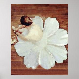 Fleur de ballet posters