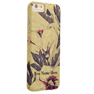 Fleur de Delicated Coque iPhone 6 Plus Barely There