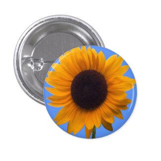 Fleur de inspiration de singulier de tournesol de  pin's