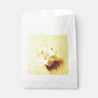 Fleur de jasmin sachets en papier