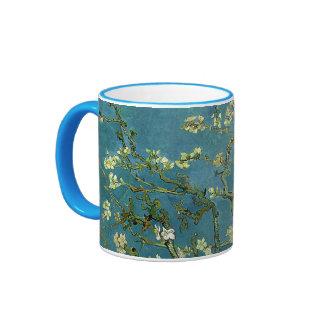 Fleur de l'amande de Vincent van Gogh Mug Ringer