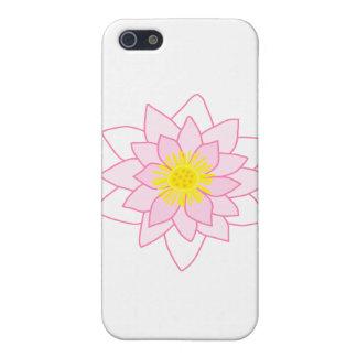 Fleur de Lotus élégante iPhone 5 Case