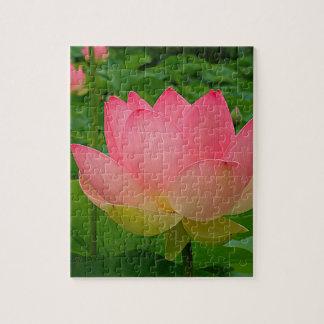 Fleur de Lotus sacré Puzzle