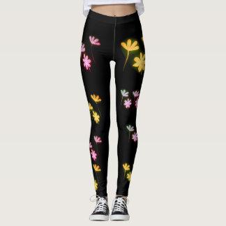 Fleur de lueur leggings