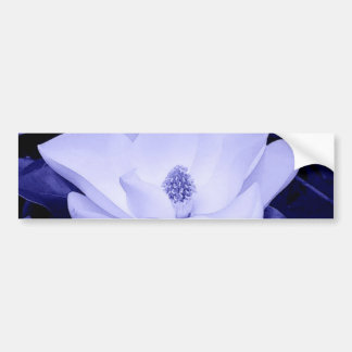 Fleur de magnolia de fleur autocollant pour voiture