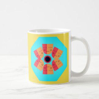 Fleur de masque mug