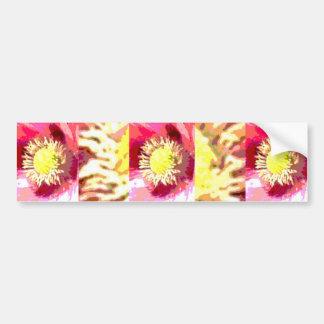 Fleur de Sun de tournesol Autocollant Pour Voiture