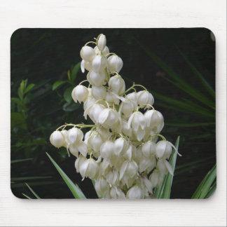 Fleur de yucca du Nouveau Mexique Tapis De Souris