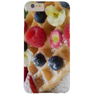fleur délicieuse de sucre de myrtille de framboise coque barely there iPhone 6 plus