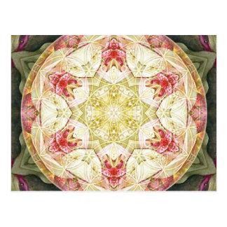 Fleur des cartes du mandala 6 de la vie