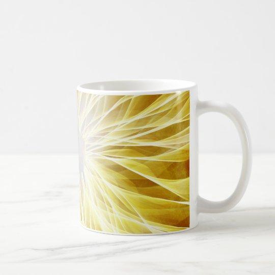 Fleur d'or mug