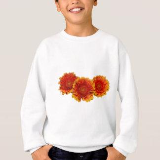 Fleur d'orange de ressort sweatshirt