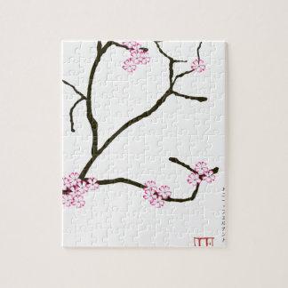 Fleur élégante 1 de Fernandes Sakura Puzzle