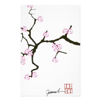 Fleur élégante 2 de Fernandes Sakura Papiers À Lettres