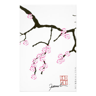 Fleur élégante 3 de Fernandes Sakura Papiers À Lettres
