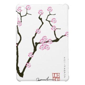 Fleur élégante 5 de Fernandes Sakura Coques iPad Mini