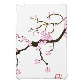 Fleur élégante 6 de Fernandes Sakura Étuis iPad Mini
