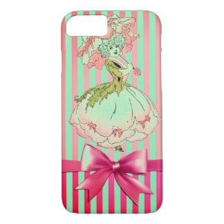 fleur-enfant-pivoine-rose coque iPhone 7