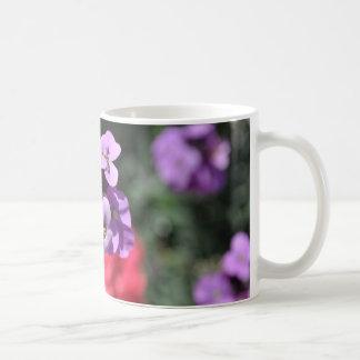 Fleur et l abeille tasses à café