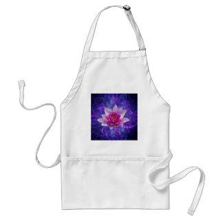Fleur et signification de lotus rose tablier