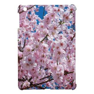 Fleur japonaise de cerise coque iPad mini