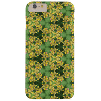 Fleur jaune coque barely there iPhone 6 plus