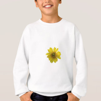 Fleur jaune sweatshirt
