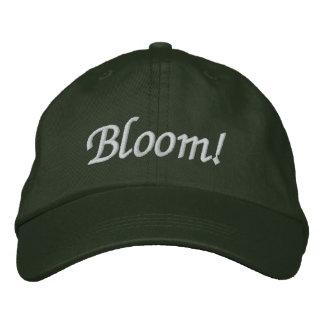 Fleur ! Le casquette du jardinier Casquette Brodée