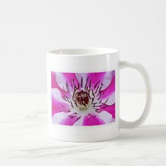 Fleur Lilas Mug Blanc