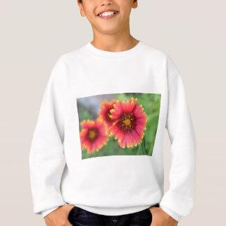 Fleur pinte 2 de ressort sweatshirt