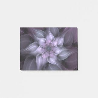 Fleur pourpre de fractale