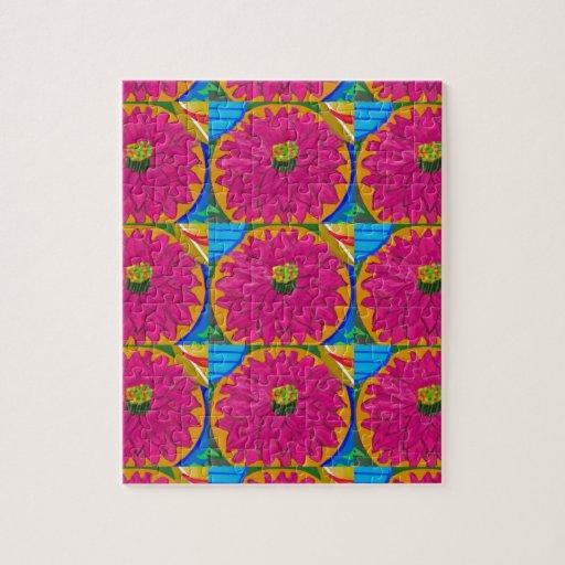 fleur UNIQUE d'artistique de fleur par NavinJOSHI Puzzles Avec Photo