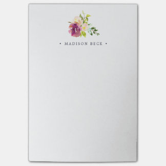 Fleur vibrante personnalisée