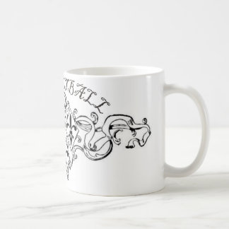 fleurdelisribbon-basketball. mugs à café
