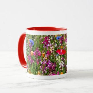 """""""Fleurit en abondance"""" la tasse"""