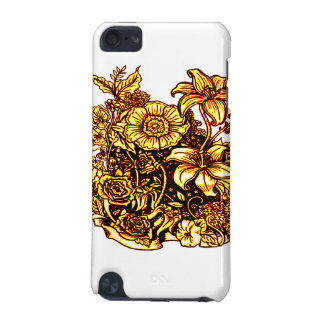 Fleurs 3 coque iPod touch 5G