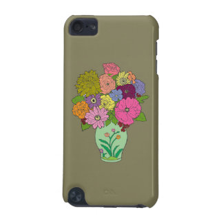 Fleurs 5 coque iPod touch 5G