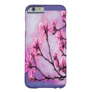 Fleurs assez roses coque iPhone 6 barely there