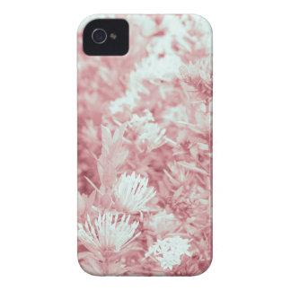 Fleurs colorées par rose coque iPhone 4